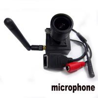Wholesale Mini Lens Varifocal - 720P ONVIF 2.8-12mm Manual Varifocal Zoom Lens HD Mini Wifi IP Wireless Camera P2P Plug And Play Support Android iPhone HI3518E