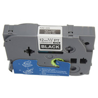 SKU229585 p touch labels - New Arrival Blue On White Label Tape For TZ335 Cartridge P Touch mm New order lt no track