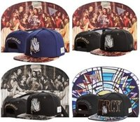 Wholesale bread man - Wholesale-2015 Hot Sale Hat Baseball Break Bread Only God Can Judge Me Snapback Mercy Cap For Men Women Free Shipping