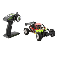 High Performance TROO E18DB BL V1 Maßstab 1:18 4WD Brushless Fernbedienung Wüste Off-Road-Auto mit 3CH RC Car Transmitter bestellen $ 18NO Spur