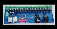 ingrosso dmx 512 decoder principale-dmx 512 channel / 27 canali Easy DMX regolatore del decodificatore del LED dmx512 decoder controlador console dmx tutto il trasporto libero