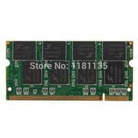 1GB DDR-266 266Mhz PC2100 Non ECC CL2.5 200Pin SODIMM Laptop Notebook Memoria RAM