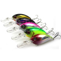 künstliche köder china großhandel-Deep Swim Fishing Lures Künstliche Harte Kurbel Köder Wobbler Fischköder Wobble Crankbait Pesca Swimbait China Big Tongue