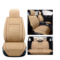 Wholesale Chevrolet Sail - Luxury Leather car seat cover for Chevrolet All Model Cruze Malibu Sonic Trax Sail auto accessories car styling