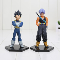 Wholesale Dragonball Z Trunks - 15cm Dragon Ball Z Figures DXF Trunks Anime PVC Figure DBZ Dragonball Z Figurine wholesale