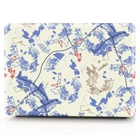 Wholesale apple animal cases online - Geometry Oil painting Case for Apple Macbook Air Pro Retina inch Touch Bar Laptop Cover Shell