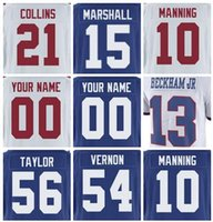 new york ny giants jerseys custom Odell Beckham jr youth eli manning  lawrence taylor Vapor Untouchable color rush american football jersey ... 8a104f1a5