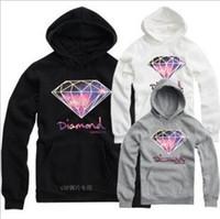 12566efe Hottest Autumn -Winter Hip-hop Diamond Supply Co Sweatshirts Big Size Sport  Mens Hoodie Casaco Hoodies & Sweatshirts AM12-66