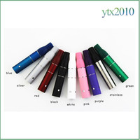 Wholesale Lcd E Cigs - ago g5 dry herb vaporizer 510 screw thread electronic cigarette wind proof e cigs LCD display battery ago g5