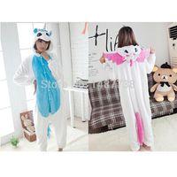 Wholesale Onesie Hoodies - New Unicorn Pajama Kawaii Onesie Anime Hoodie Pyjamas Cosplay For Holloween Christmas Party