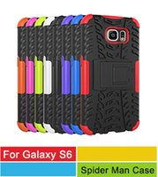 Wholesale Mix Order Phone Cases - iPhone 6S Hybrid Case,Heavy Duty Durable TPU PC Robot Cases For Samsung S6 Galaxy S5 iPhone 6 4.7 Plus 5.5 Cell Phone Cover Mixed Order