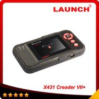 "Wholesale Opel Scanner Professional - Original Launch Creader Professional Creader VII+ with same function of CRP 123 Auto Code Reader OBDii EOBD Scanner 3.5"" display obd03"