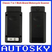 Wholesale Diagnostic Sym - Motorcycle Scanner Classic 7 in 1 Motorbike repair Diagnostic tool for Honda, YAMAHA, SYM,KYMCO,HTF,PGO,SUZUKI