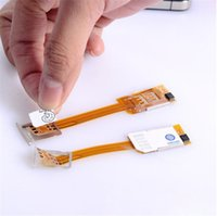 Wholesale Dual Sim Adapters - Wholesale-New Item Dual 2 Sim Card Adapter Slot For Android For iPhone 4 4s For Samsung Galaxy S4 S5 S6 Note Micro SIM card adapter