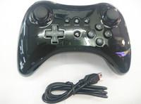 Wholesale Wiiu Game - Wireless Bluetooth Game Joypad Wireless Game Controller Play Joysticks For Wii U WiiU