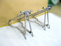 Wholesale Titanium TC4 Bicycle Rear Triangel Fork g pc for Folding Bike Brompton