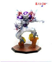 "Wholesale Nations Red - New Arrival Hot Dragon Ball Z Freeza Final Form Bandai Tamashii Nations Zero 5.5"" PVC Figure Toys"