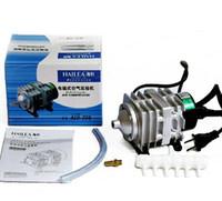 Wholesale Min Air Compressor - 45L min 25W Hailea ACO-208 Electromagnetic Air Compressor,aquarium air pump,aquarium oxygen.ACO208 air pump