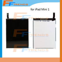 Wholesale Ipad Lcd Display Replacement - for iPad Mini LCD Display Screen Replacement for iPad Mini1 1 Original 100% Test Free Shipping