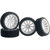 <b>4x4 RC</b> HSP HPI Rally Wheel Rotella, D: 68mm, W: 26mm, Hex: 16mm 602-8014