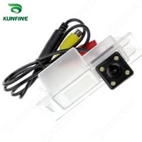 Wholesale Camera Rear For Kia Sorento - HD CCD Car Rear View Camera for Kia Sorento 2015 car Reverse Parking Camera Reversing Night Vision Waterproof KF-V1176
