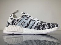 Wholesale Wholesale Table Top - Top Quality Originals Nmd Runner Fear of God X NMD BA7247 Sneakers Men FOG Running Shoes NMD Runner with Retail Box Boosts