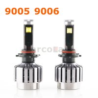 Wholesale Offroad Motorcycle Headlight - 9005 9006 30W LED Headlight Offroad Auto ATV Boat Motorcycle Bike Fog Lamp Bulb