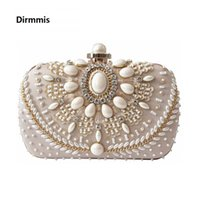 2018 Donna Messenger bag vintage Portafoglio new diamond Beaded Evening Bag Donna Party Dress cheongsam Vintage elegante frizione di lusso