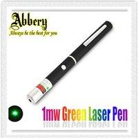 1mw lasers venda por atacado-Venda quente 1MW Green Laser Poniter Caneta 1mW Verde Laser Pointer Pen Beam SOS Montagem Noite Caça ensino de natal fábrica de presentes Fornecedor DHL