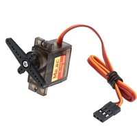 Wholesale Metal Micro Servo - New MR.RC M-1502 Full Metal Gear Digital Micro Servo 9g for RC 250 450 Helicopter Car Parts order<$18no track