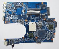 Wholesale Vga Amd - JE70-DN MB MB.PT901.001 Laptop Motherboard For Acer ASPIRE 7551 Laptop MBPT901001 Motherboards Without GPU Included