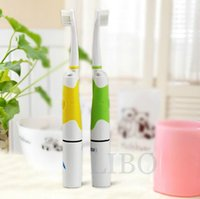 Wholesale Children Sonic Toothbrush - Sell well in Japan Seago Super soft bristles Baby Electric massage sonic Toothbrush for children kids With 3 replaceable head