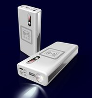 Wholesale Emergency Starter - Car emergency launch power Portable Power Bank and Car Jump Starter
