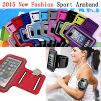 Wholesale Leather Case Xiaomi Mi3 - Fashion Soft Belt Travel Gym Running Sports Armband Case For xiaomi red rice mi hongmi MI3 M3 3 hongmi note Wholesale