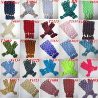 Wholesale crochet synthetic hair weave for sale - Kanekalon Jumbo braiding hair Crochet Braids inch Folded grams Single Color Xpression Synthetic braiding Hair Extension