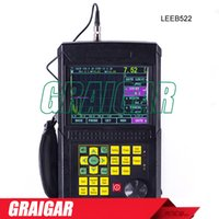 Wholesale Digital Ultrasonic Flaw Detector - Digital Ultrasonic Flaw Detector Leeb522 Scanning Range 2.5-10000mm