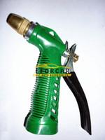 Wholesale gun washing machine - High Pressure Washing Water Gun Copper Gun Head Car Wash Cleaner Power Washer Heavy Duty Car Wash Machine Car Care Cleaning