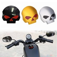 Wholesale Gas Cap Covers Motorcycle - Wholesale- 2017 Motorcycle Motorbike Gas Fuel Tank Cap Cover for Harley Sportster Aluminum Alloy
