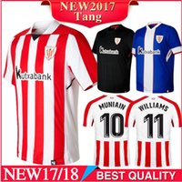 Soccer Men Short Top thai quality 2017 2018 Athletic Bilbao soccer jersey  17 18 Athletic Bilbao e7a9e9f33387d
