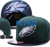 Wholesale Sports Caps Wholesale Price - Wholesale price Eagles caps Embroidery Philadelphia hats Snapback adjustable hats for men Women snapbacks sport fashion