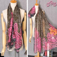 Wholesale Square Floral Scarves Wholesale - Korean Fashion High Quality Silk Scarf For Women Big Size Square Scarves Starry Sky Flower Pattern