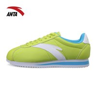 sports shoes anta - Anta retro shoes nylon cloth shoes Agam British students thin version of sports shoes