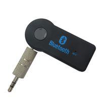 freie handzelle großhandel-Auto Bluetooth Hände frei Wireless Music Receiver Audio 3,5 mm Aux EDUP V 3,0 Sender A2DP Multimedia Adapter für Handy Universal