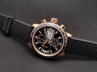 Wholesale Watch Fee - Top Brand Miglia Chronometer Mens Quartz Sports Watches Rose Gold Grans Turismos GTS XLS Rubber Luxury Men Stainless Wristwatch Fee Shipping