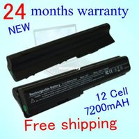 Wholesale Hp Pavilion 12 Cell - High quality- HOT- NEW 12 CELL Replacement Laptop battery for HP Pavilion dv8 dv7 HSTNN-OB75 HSTNN-Q35C black Free Ship