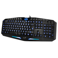 Wholesale Teclado Mouse Sem Fio - Wholesale-2015 Real Mechanical Keyboard Teclado Gamer Wireless Keyboard And Mouse Sem Fio Fairy K9 Backlit Two-color Led Lighting Pad