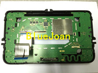 Wholesale Car Audio Frame - Free shipping Volkswagen RNS510 panel circuit board PCB with BUTTON Frame for VW RNS510 car GPS navigation audio systems