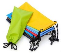 Wholesale Colourful Mobiles - Colourful Sunglasses pouch,Waterproof sunglass Bag,spectacle frame bag ,Mobile Watch Bag Free shipping 2000pcs lot