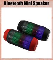 Wholesale Ipad Mini Oem - Mini wireless Bluetooth speaker for Subwoofer Bluetooth Speaker usb charging fit TF card OEM support for ipad iphone samsung MP3 OTH012