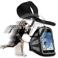 Wholesale Galaxy Trend 7562 - Wholesale-New Arrival For Samsung Galaxy S Duos S7562 Trend S7560 Case Samsung 7562 7560 Outdoor Travel Running Sports Armband Case Cover